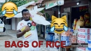 Video: BAGS OF RICE  | Latest 2018 Nigerian Comedy